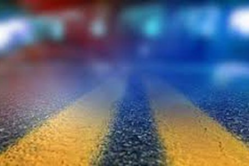 A man from Adrian is dead after a crash in Monroe County.