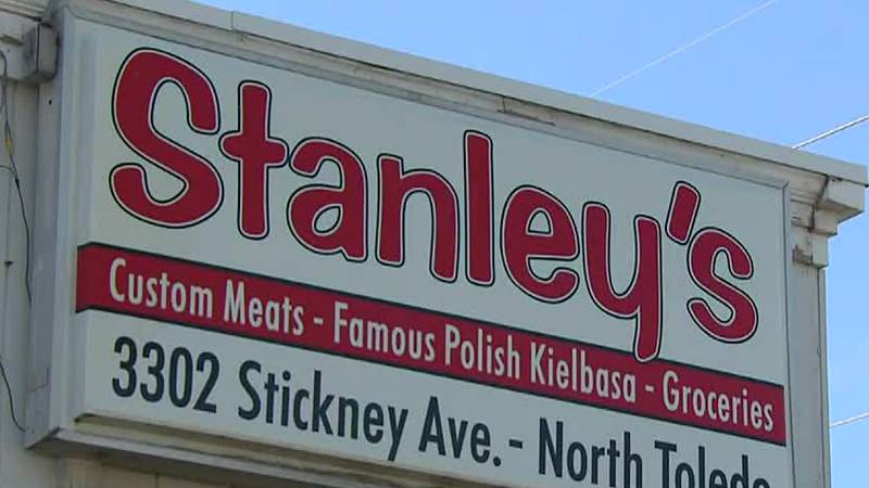Finds in the 419 - Stanley's Market