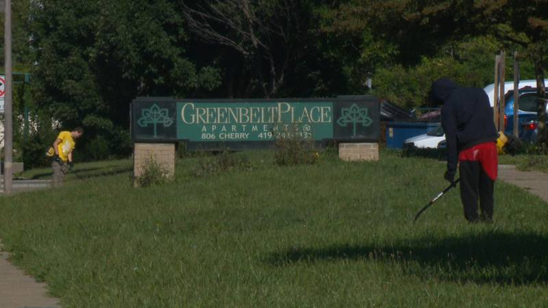 The Greenbelt Place Apartments in Toledo were deemed a nuisance property by the city on...