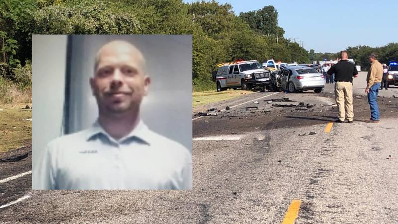 Randall Thurman, 34, a registered sex offender, was killed in a vehicle collided with an...