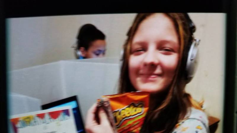 Toledo Police are searching for 12-year-old Aaliyah Schaefer.