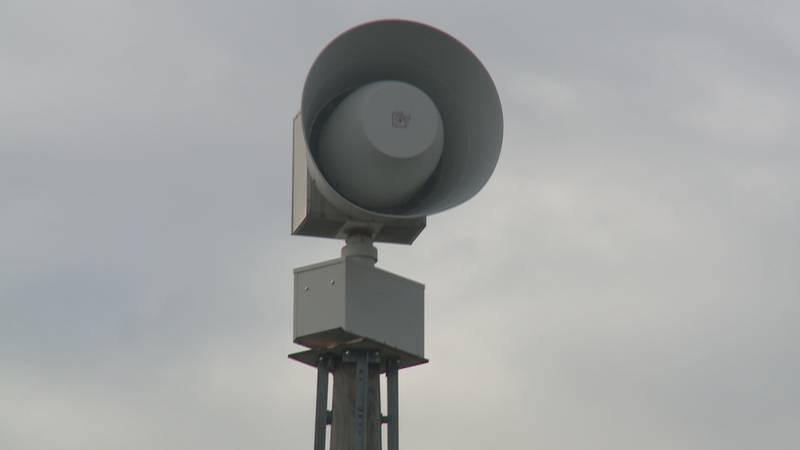 The importance of testing tornado sirens during Ohio's Severe Weather Awareness Week