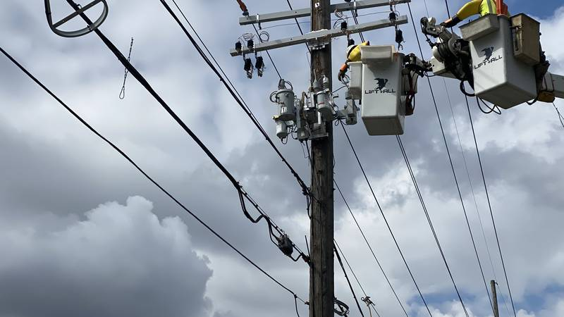 Improvements to the region's electrical grid will impact over 40,000 community members.