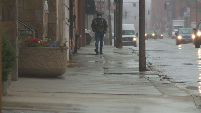 Cold weather can lead to hypothermia