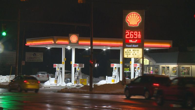 Ohio saw the largest gas price increase in the nation last week.