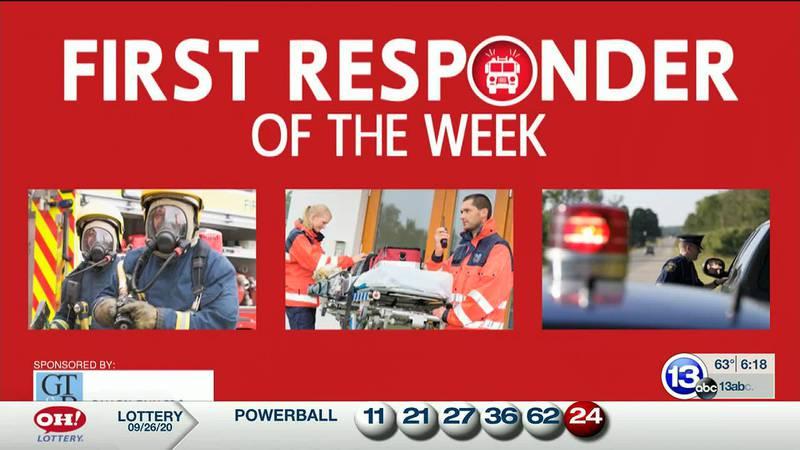 Frist Responder of the Week: Chief Tim Shaw