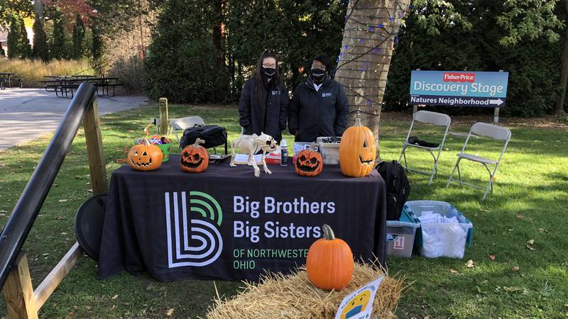 Big Brothers Big Sisters creates a GoFundMe and asks the community for volunteers.