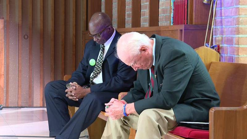 The forum at Epworth United Methodist Church is the last before the primary. Incumbent mayor...