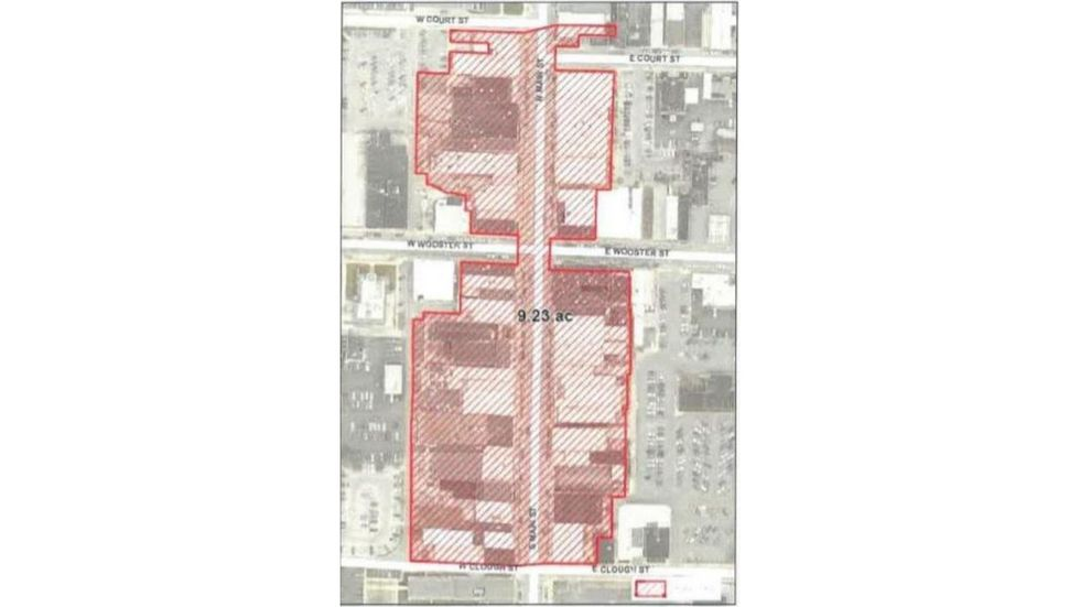 Bowling Green recently approved plans for a DORA district, which will open Thursday.