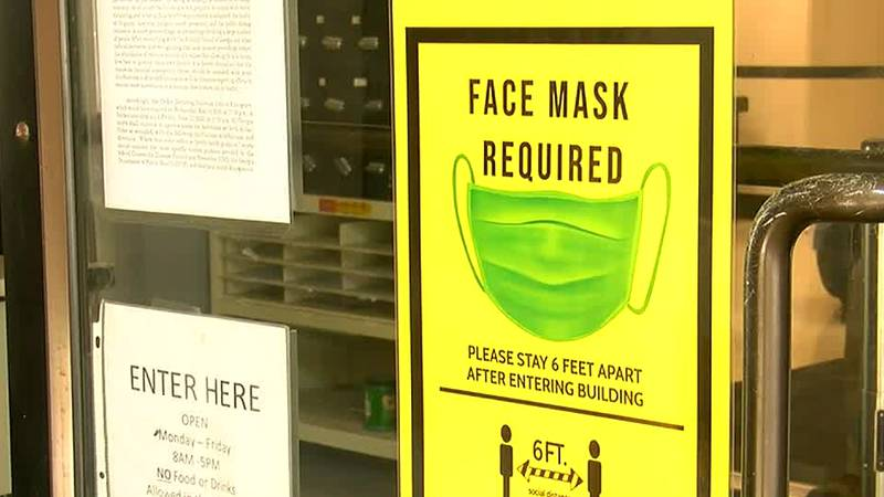 Don't expect mask mandates to come back to Michigan or Ohio, despite the CDC updating its...
