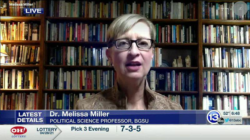 Dr. Melissa Miller on Pres. Biden's address to Congress