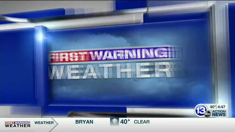 May 11th Weather Forecast