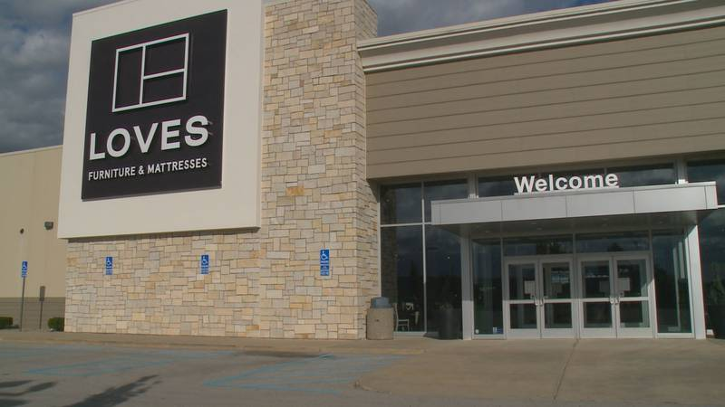 LOVES Furniture and Mattresses has opened up in the old Art Van Furniture location off of...