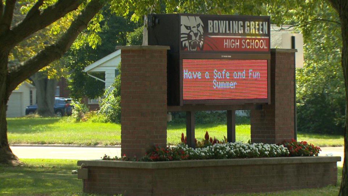 A bomb threat was left on the voicemail of BG principal Dan Black on Friday, Sept. 10.