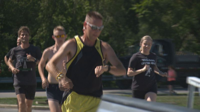 Keith Madaras is a Pemberville, Ohio native and reached the 100,000 mile mark. It's a run which...