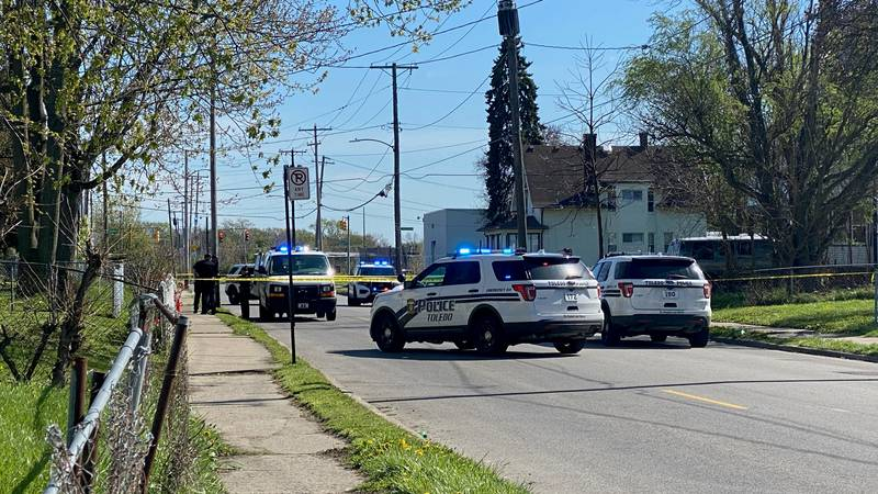 TPD investigates a Sunday afternoon shooting on Auburn Ave. in Toledo