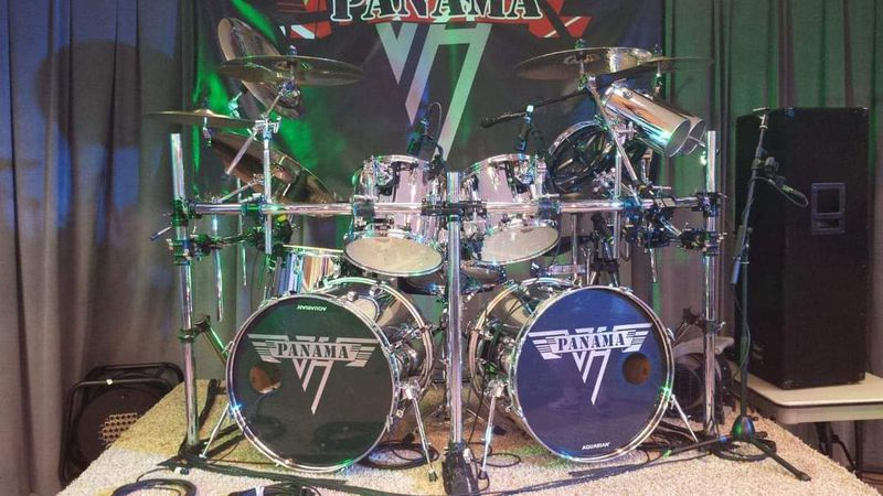 Members of Panama, a Van Halen tribute band, are asking for help finding custom equipment and...