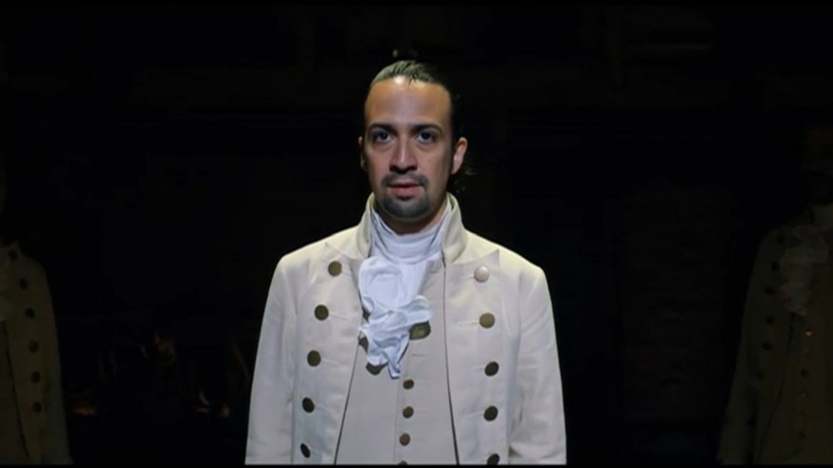 'Hamilton' premieres on Disney Plus