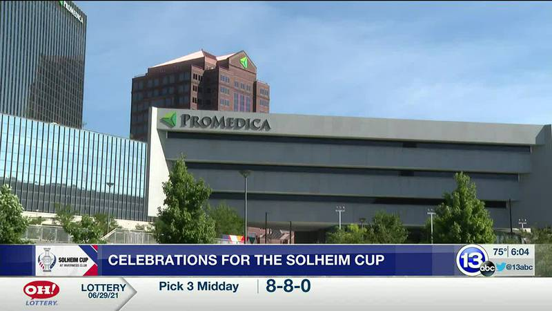 Promedica's Fan Fest celebrations downtown expect crowds of 30,000