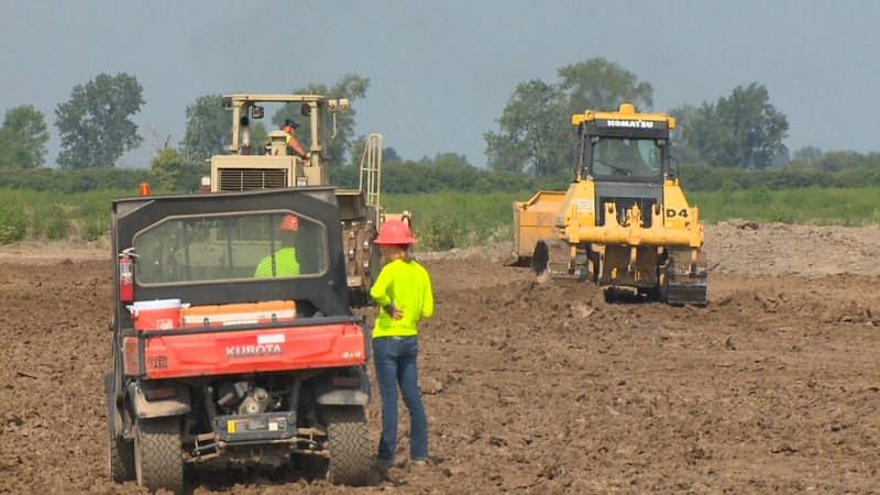 Howard Marsh Metropark's 750 acres of wetland restoration was already the largest such project...