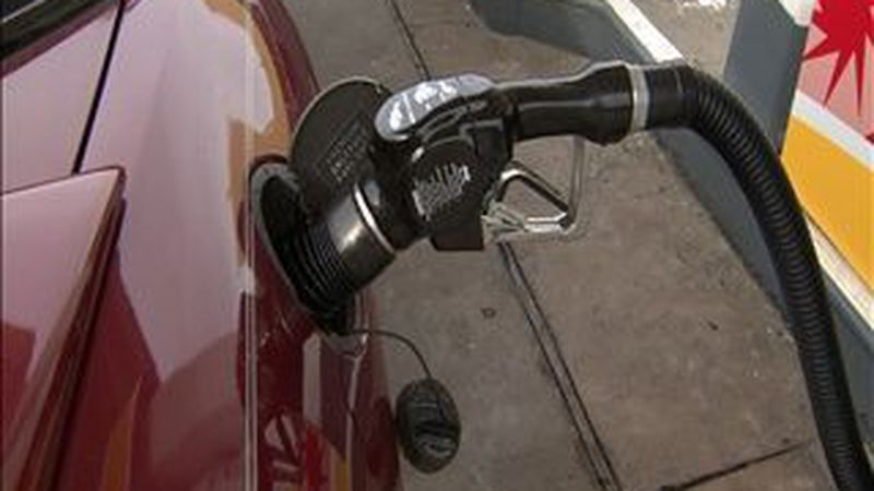 Gas prices are rising across parts of the Midwest.
