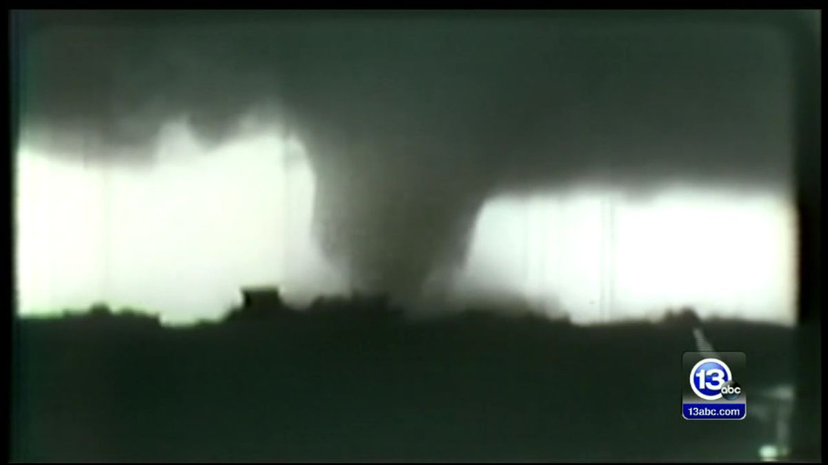 Ohio averages one tornado a year during the winter season.