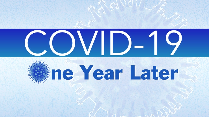 We're looking back at the last year of the COVID-19 pandemic here in Ohio and where we go from...