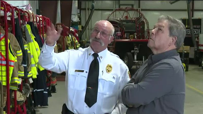 First Responder of the Week: Doug Crowell
