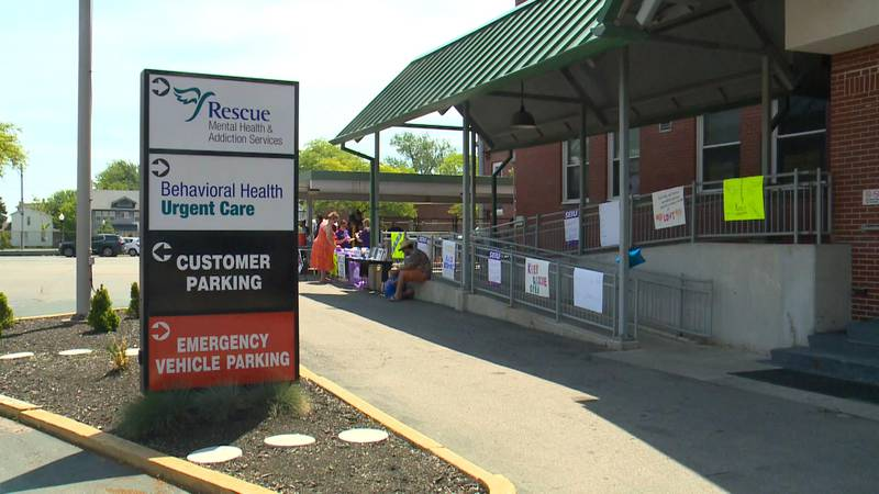 Rescue Mental Health & Addiction Services plans to close its doors permanently June 30.