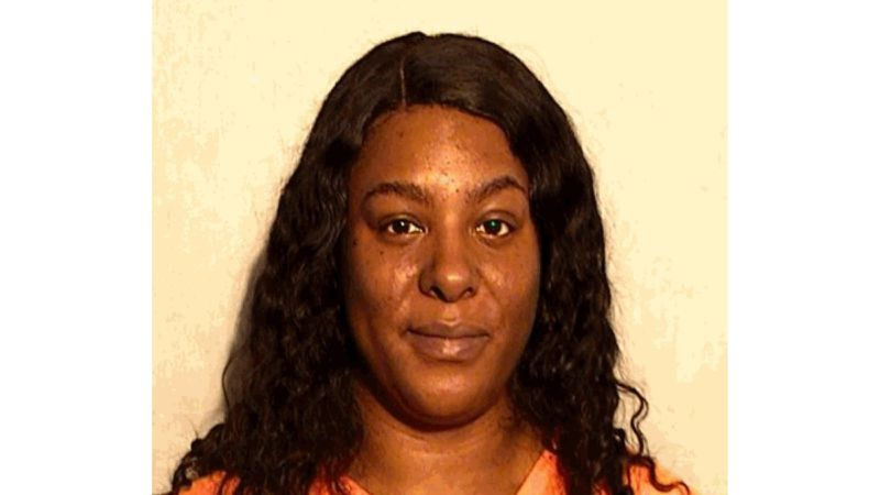 Marita Holland is charged with felonious assault after an incident on Friday, Feb. 26.