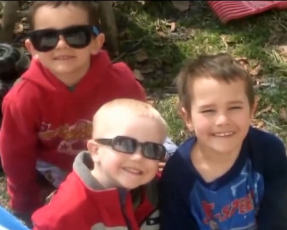 The three Skelton brothers went missing around Thanksgiving 2010. Their father is believed to...