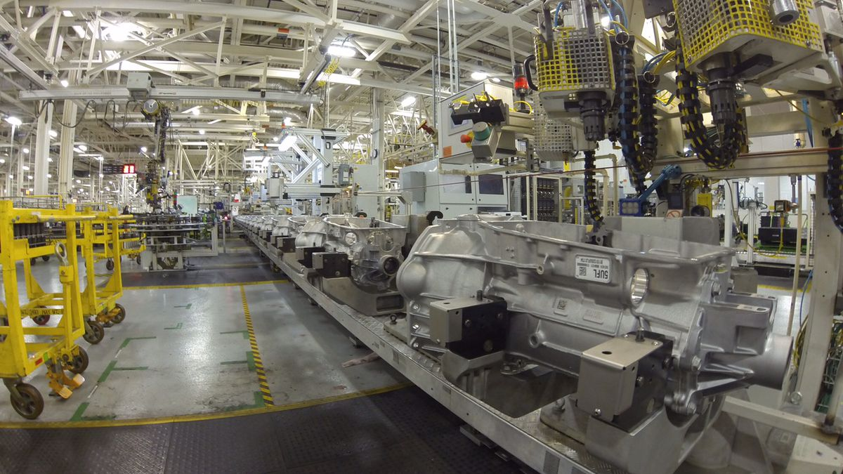 Toledo Transmission Plant will get $39 million from General Motors.