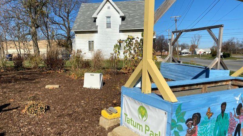 Tatum park community garden suffers another setback