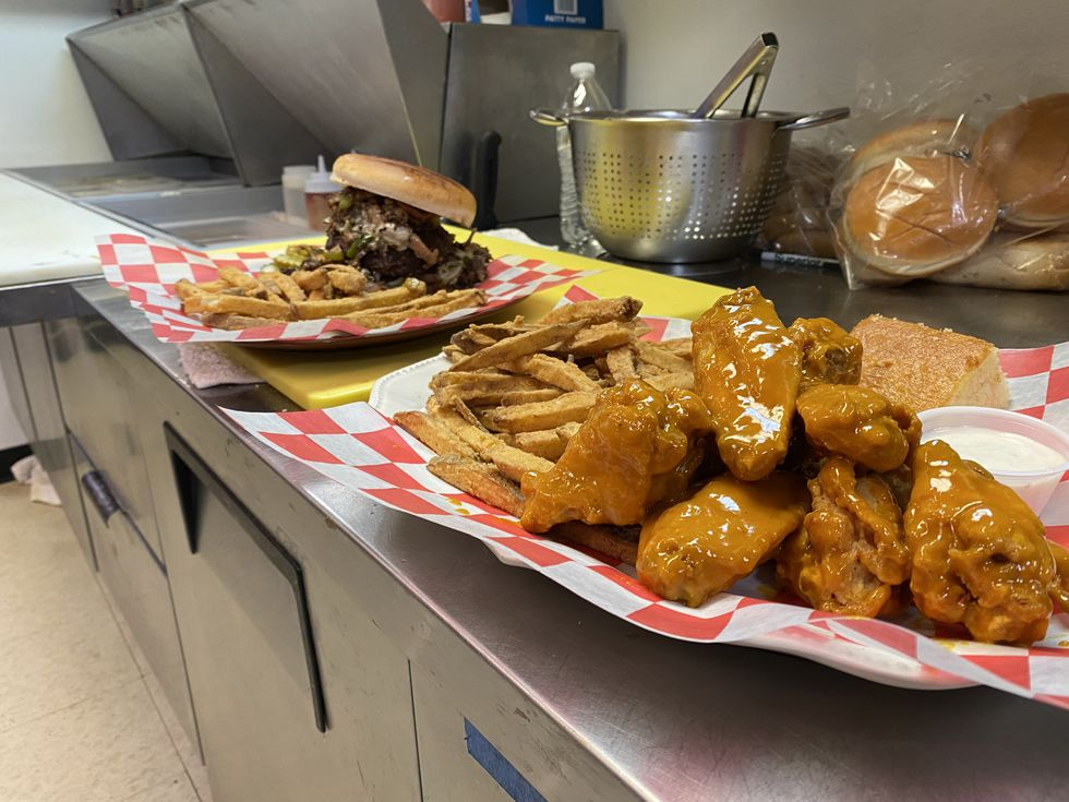 Wing Depot located at 5318 Heatherdowns Blvd. in Toledo, opened to the public in October.