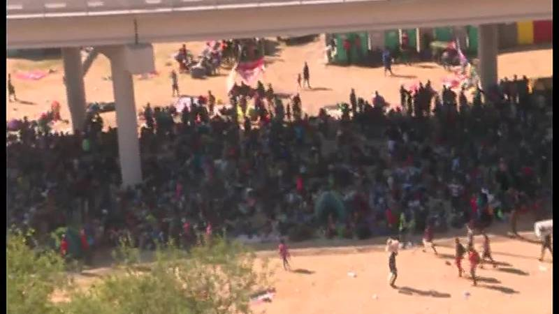 """A humanitarian crisis is unfolding at the U.S.-Mexico border. Border agents are """"overwhelmed by..."""