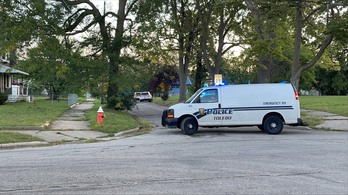 One person was shot in the 3300 block of Glenwood Ave. just after 7:00 a.m. Sunday.