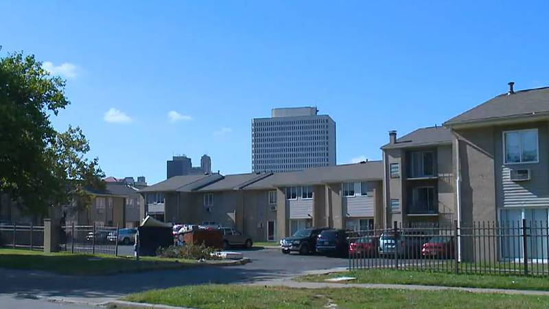 Inspectors from the Department of Housing and Urban Development gave Greenbelt Place Apartments...