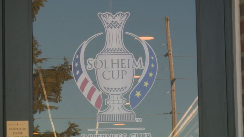 The Solheim Cup is expected to generate roughly $30 million for the Toledo-area economy later...