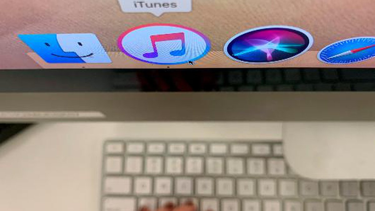 The iTunes application is displayed on a computer on Monday, Oct. 7, 2019, in New York. Apple's...