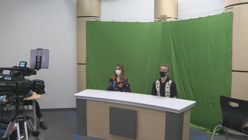 Defiance News Network gives students the chance to explore broadcast journalism