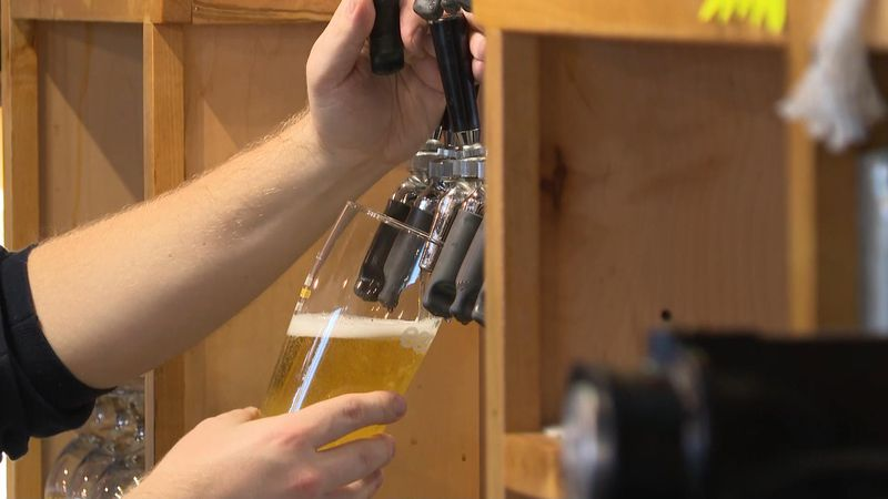 Earnest Beer Works is offering a free beer to the first 100 people who get a vaccine at the...