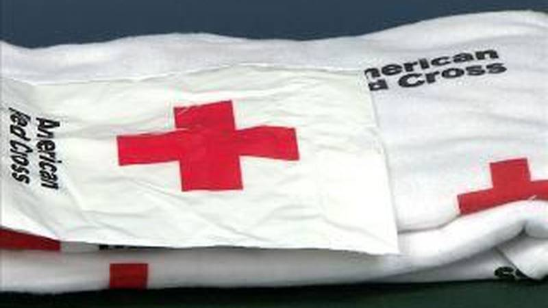 The American Red Cross needs blood due to a shortage