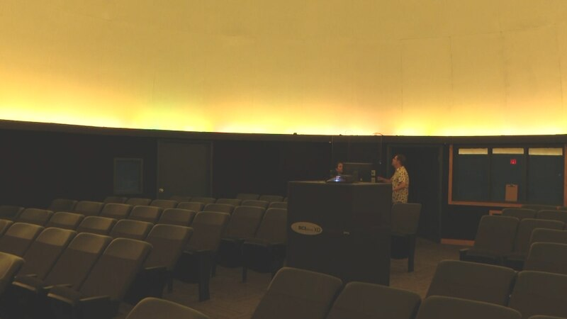 The local planetarium is finally making a return after being closed for more than a year and a...