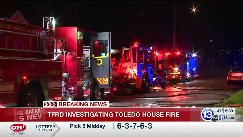 TFRD investigating suspicious house fire