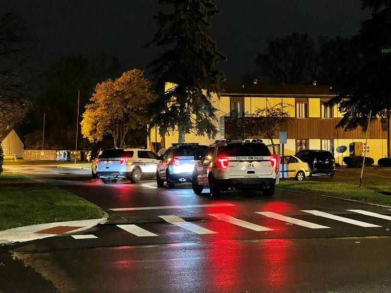 TPD investigates shooting at Clair Commons Apts.