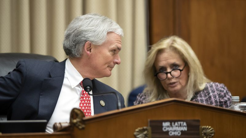 Rep. Bob Latta, R-Ohio, chairman of the House Digital Commerce and Consumer Protection...