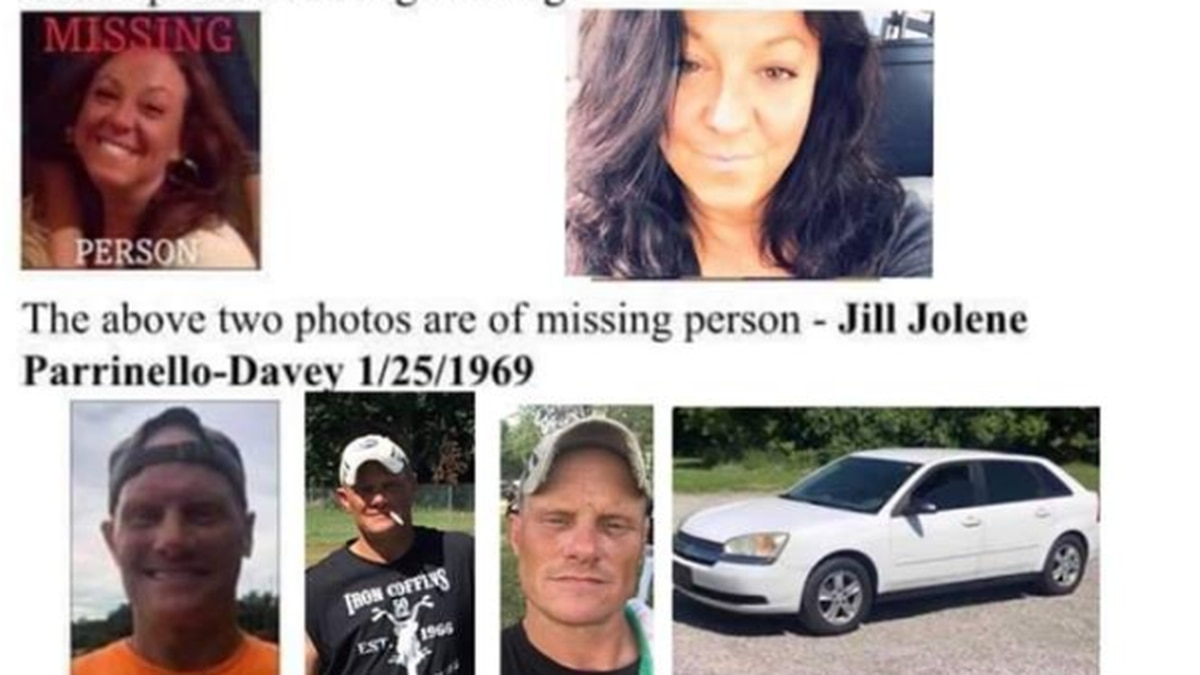 Jill Parrinello and Darrin Gabbard have been missing for nearly a week.<br />(Monroe County...
