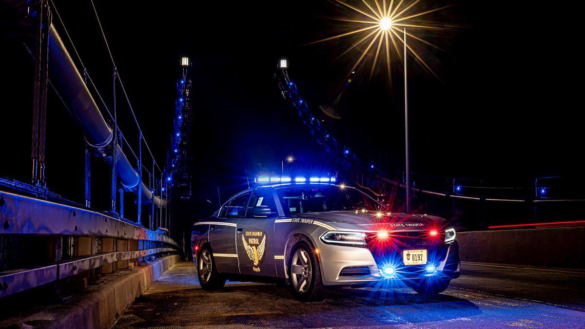 Ohio State Highway Patrol cruiser