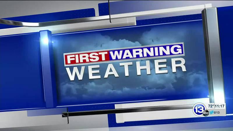 8/31/21:  Jay Berschback's 11pm Forecast
