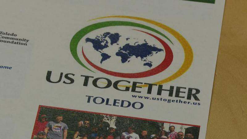 US Together is an organization working to help refugees.